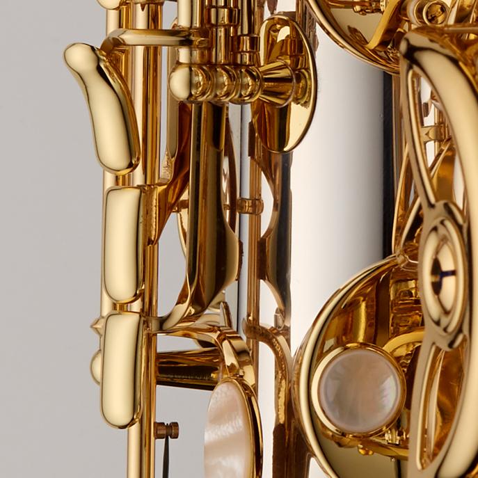 The WO Baritone Saxophone Series |YANAGISAWA Saxophones